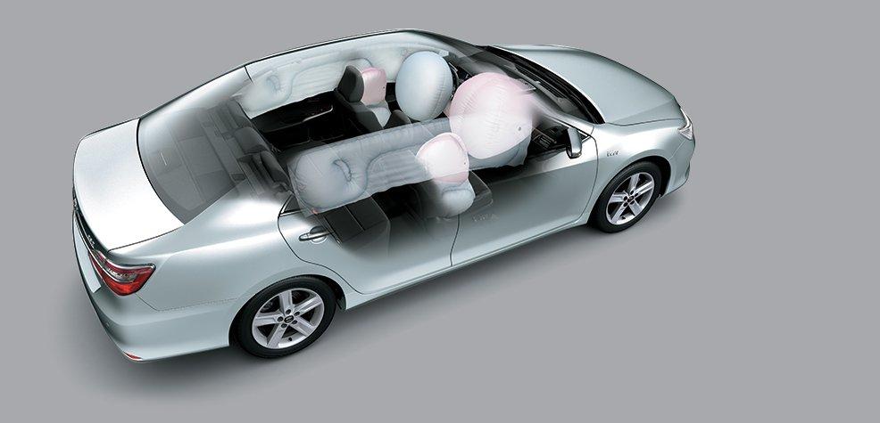 So sánh xe Toyota Camry và Volkswagen Passat: Hai thái cực đối lập trong phân khúc sedan hạng D 17