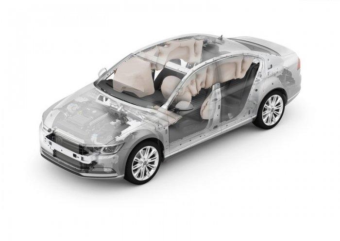 So sánh xe Toyota Camry và Volkswagen Passat: Hai thái cực đối lập trong phân khúc sedan hạng D 19