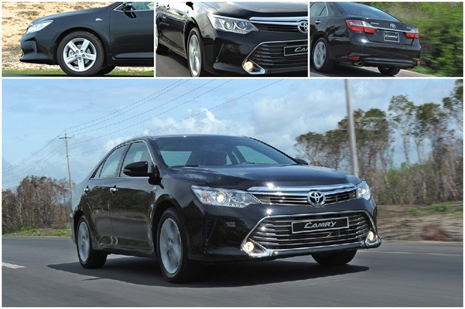 So sánh xe Toyota Camry và Volkswagen Passat: Hai thái cực đối lập trong phân khúc sedan hạng D 3