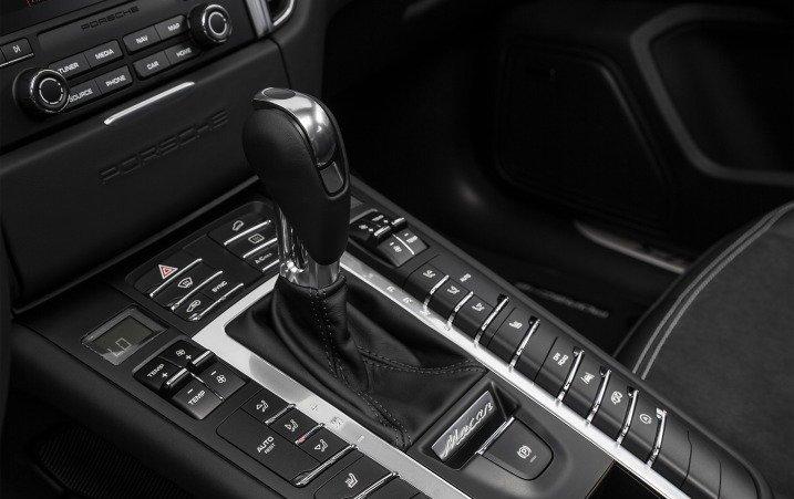 Đánh giá xe Porsche Macan có hộp số 7 cấp êm ái