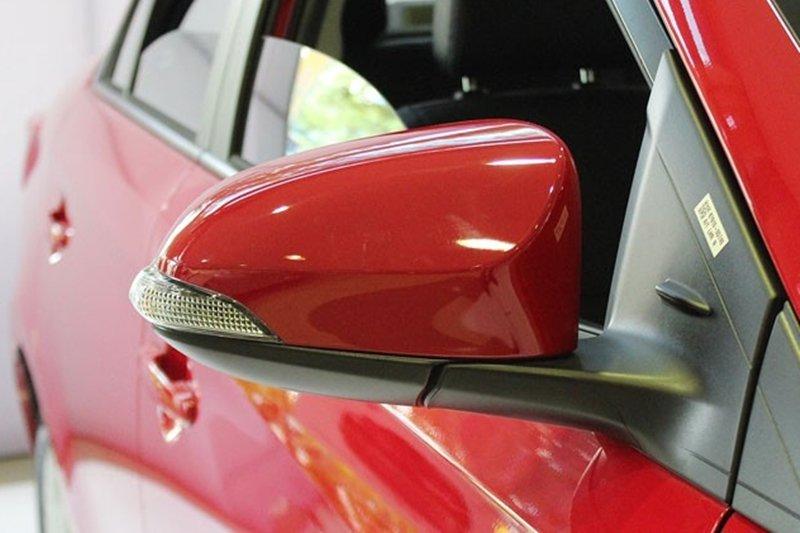 So sánh xe Toyota Vios Chevrolet Cruze 7