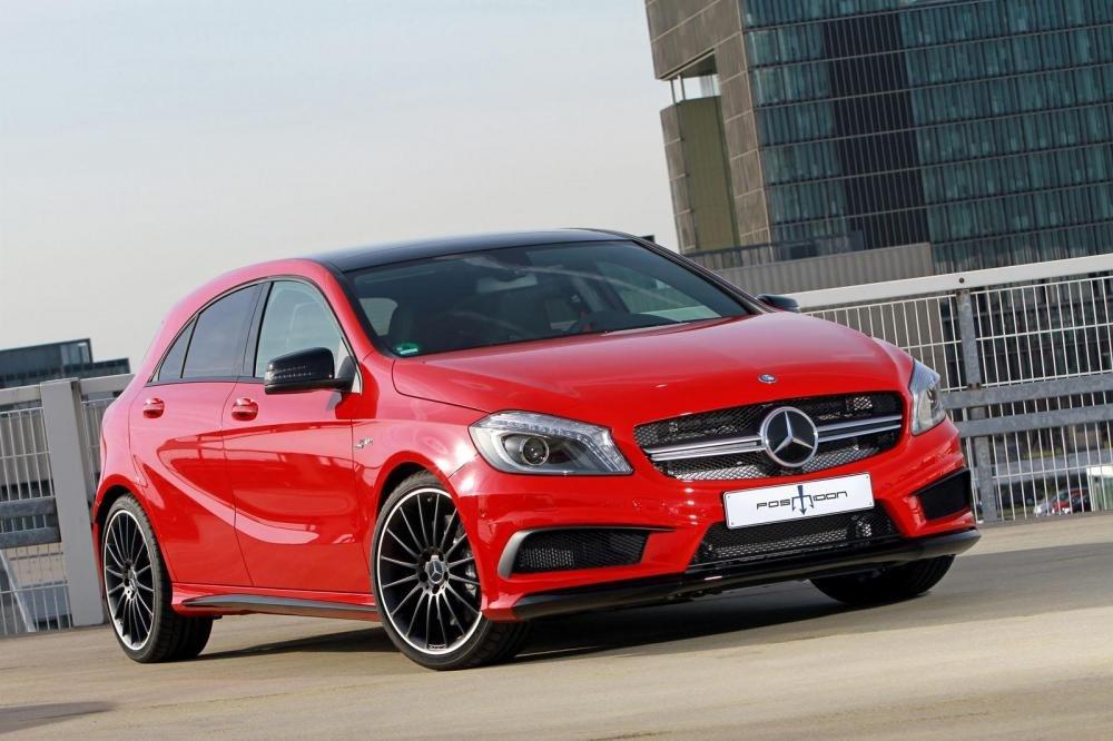 Đánh giá xe Mercedes-Benz A-Class 2014 có giá thành cao.