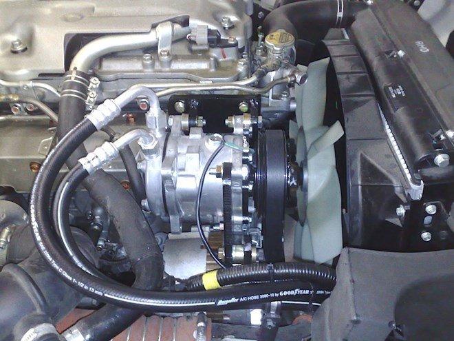 Vệ sinh dàn nóng, dàn lạnh của hệ thống điều hòa xe ô tô  1