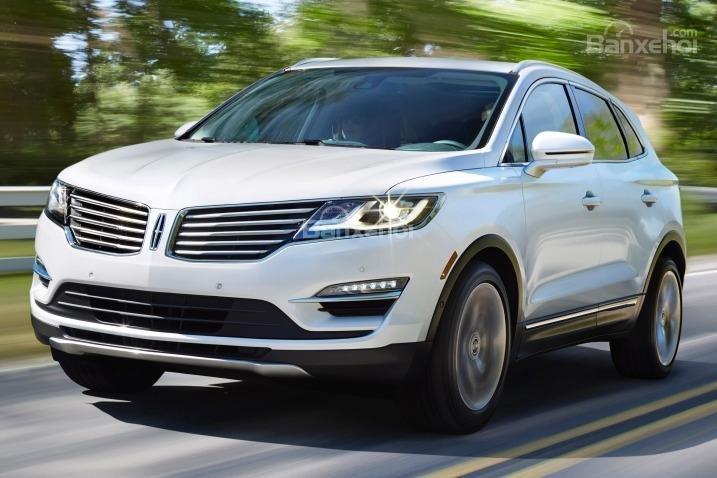 Đánh giá xe Lincoln MKC 2017: Sự lựa chọn tuyệt vời trong phân khúc,