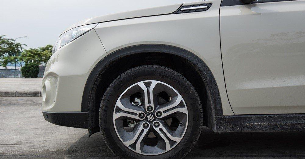 Đánh giá xe Suzuki Vitara 2015