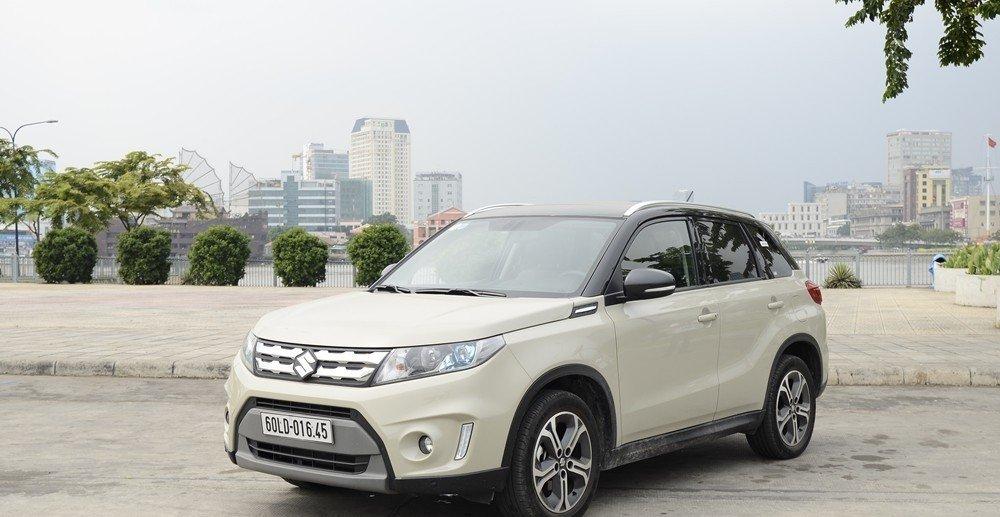 Khi trải nghiệm Suzuki Vitara 2015 người dùng dễ cảm nhận được độ mượt mà và độ vọt ở mức vừa phải.
