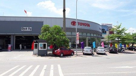 Toyota Hải Dương