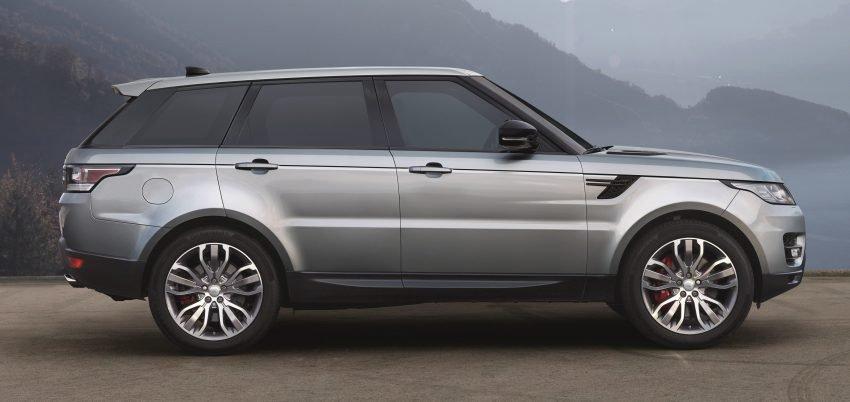 Range Rover Sport 2017 sẽ có thêm bản máy dầu 2.0L a2
