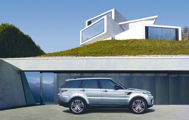 Range Rover Sport 2017 được trang bị thêm nhiều tính an toàn và công nghệ ô tô mới 1