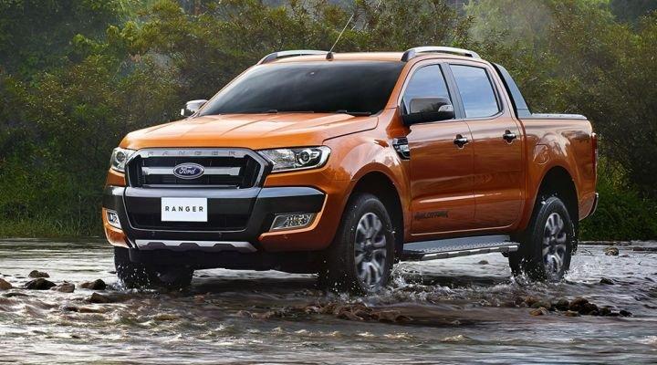 Đánh giá xe Ford Ranger 2016.