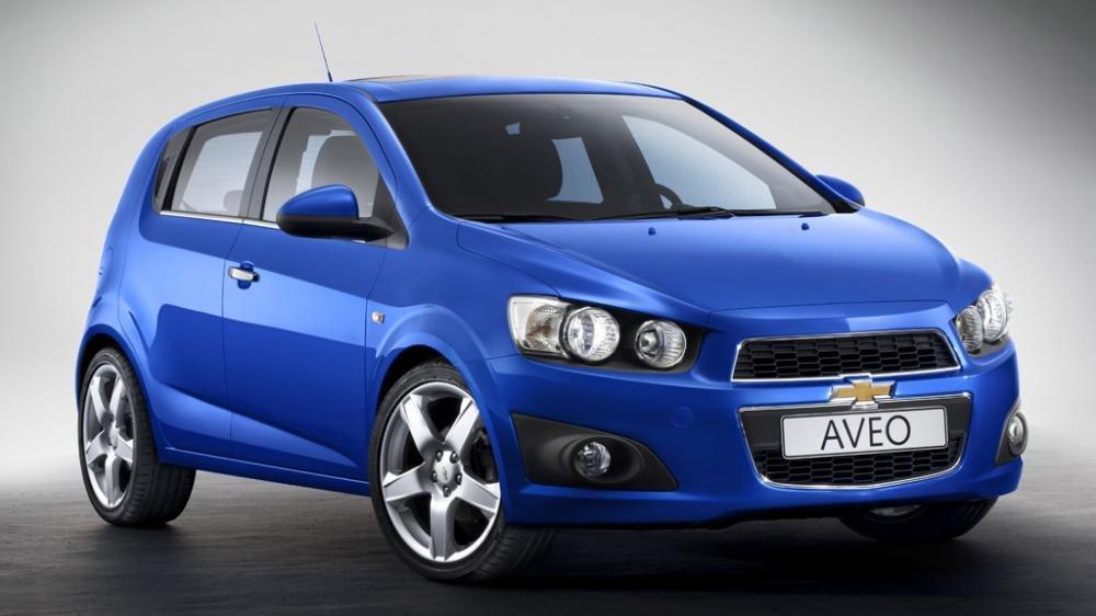 So sánh xe Chevrolet Aveo và Mitsubishi Attrage - Đại chiến xe hạng B giá rẻ.