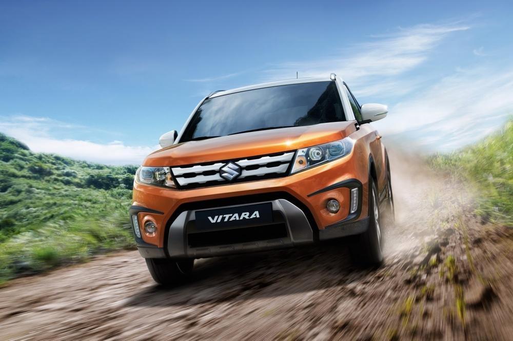 Suzuki Vitara 2015 kế tục được những giá trị của các bậc đàn anh đồng thời tích hợp những nâng cấp tiện ích.