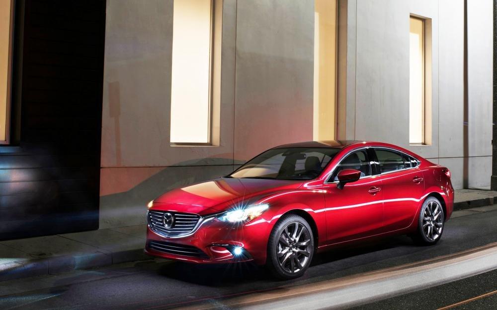 Đánh giá xe Mazda 6 2017 là bản nâng cấp để giúp xe hoàn thiện hơn.