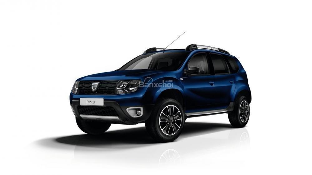 Dacia Duster có thêm biến thể Black Touch 2