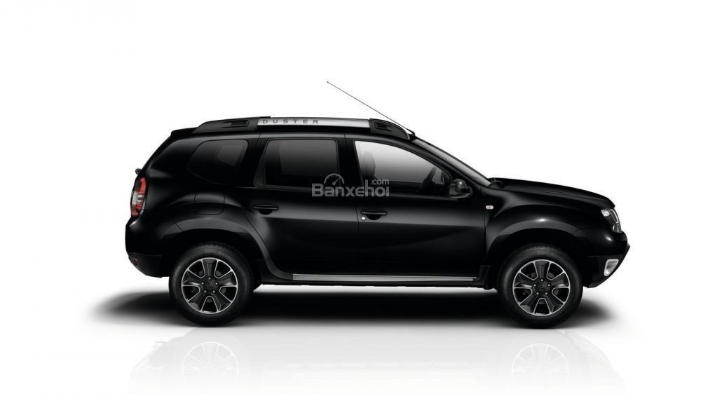 Dacia Duster có thêm biến thể Black Touch 1