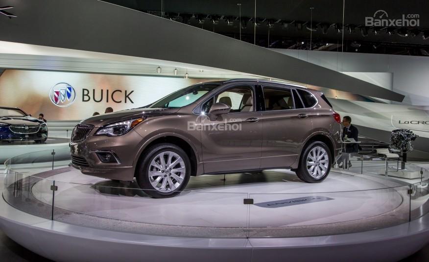 Đánh giá xe Buick Envision 2016: Nhiều tính năng, giá hợp lý,