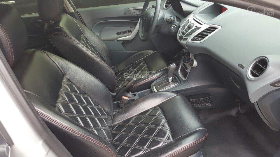 Cần bán Ford Fiesta đời 2011, màu xám bạc, 0918 534 574