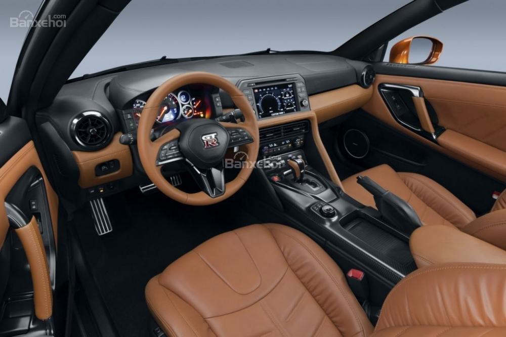 """Nissan GT-R 2017 """"cập cảng"""" Ấn Độ, bắt đầu nhận đặt hàng 3"""