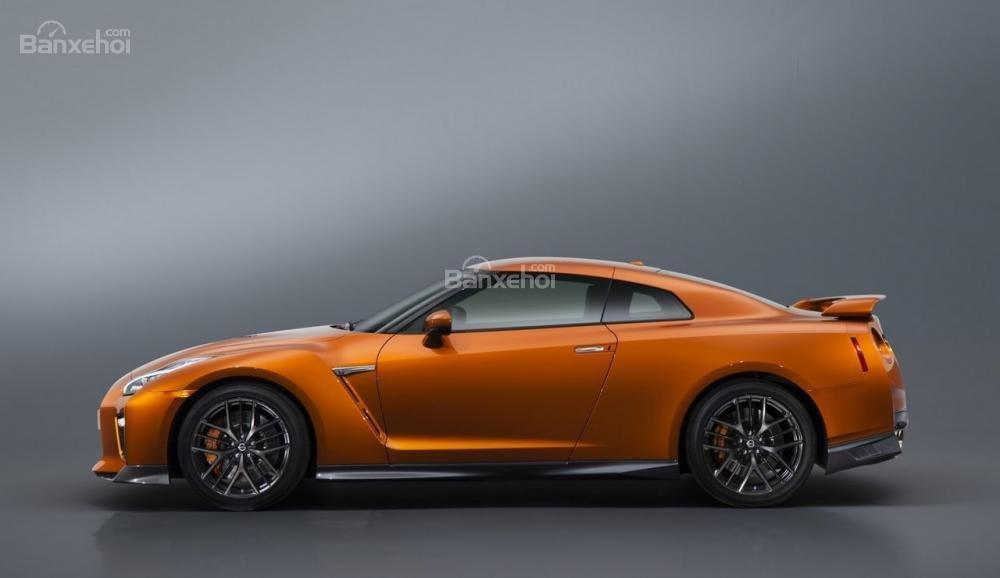 """Nissan GT-R 2017 """"cập cảng"""" Ấn Độ, bắt đầu nhận đặt hàng 1"""