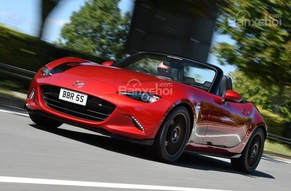 Xế độ BBR Mazda MX-5 tăng công suất lên 214 mã lực,
