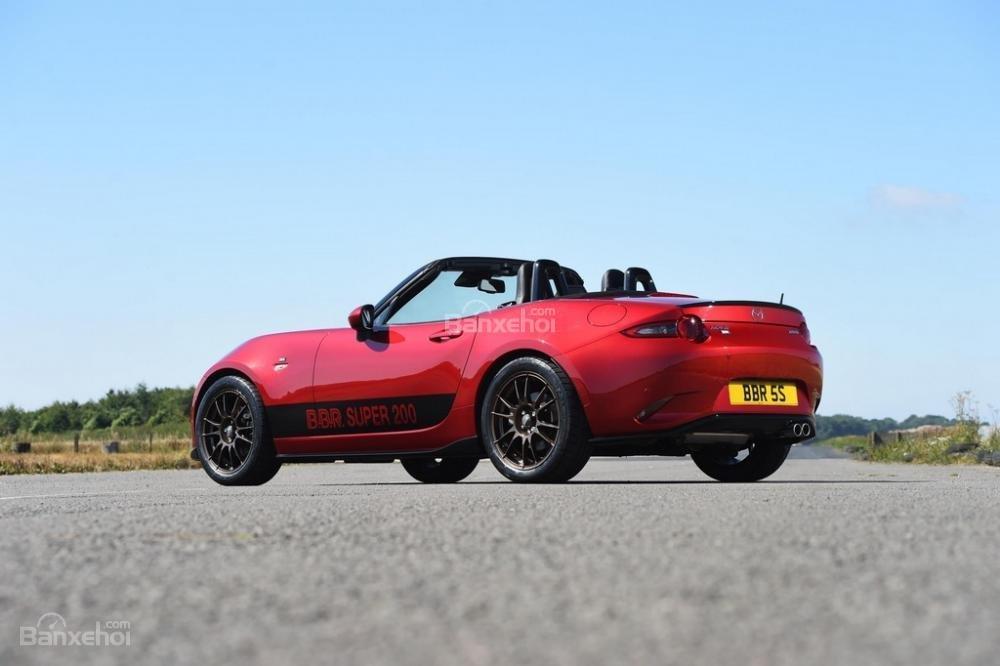 Xế độ BBR Mazda MX-5 tăng công suất lên 214 mã lực 1