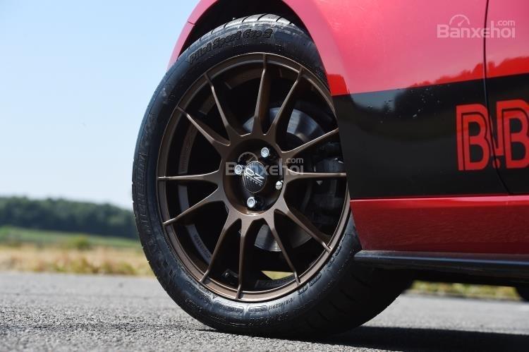 Xế độ BBR Mazda MX-5 tăng công suất lên 214 mã lực 3