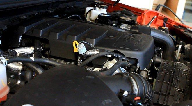Đánh giá xe Ford Everest Trend 2016 có động cơ Diesel TDCi 2.2 lít.