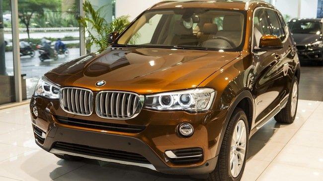 BMW X3 phiên bản kỷ niệm 100 năm chốt giá 2,369 tỉ Đồng.