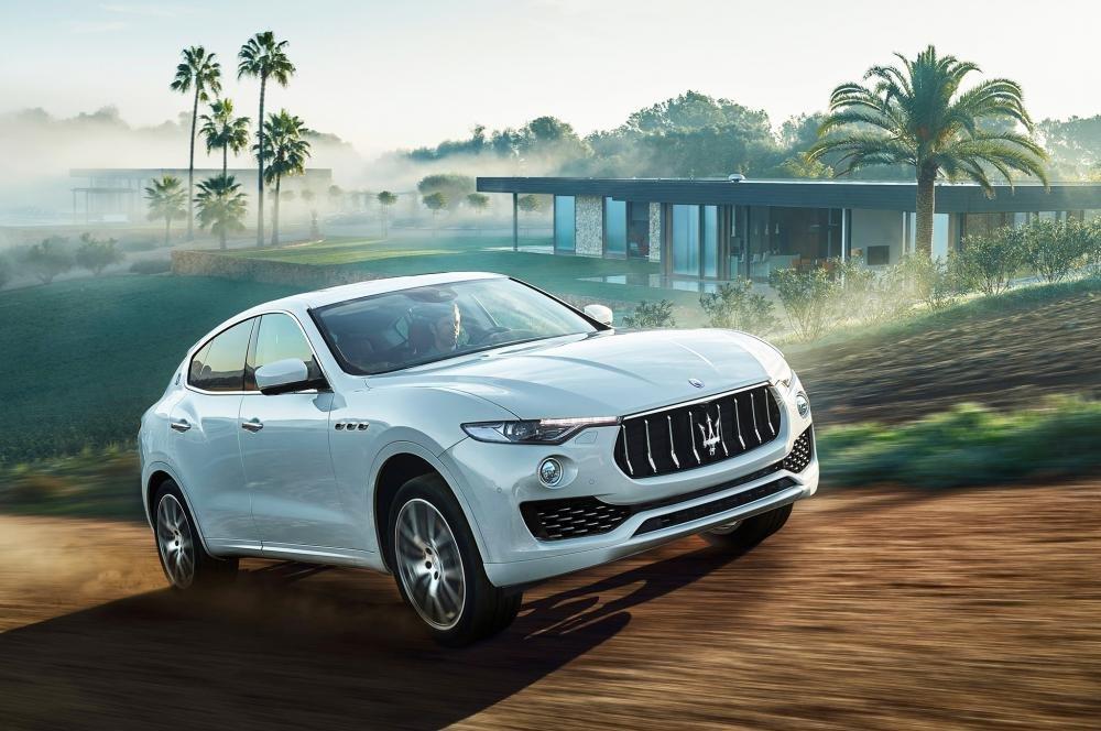 Đánh giá xe Maserati Levante 2017.