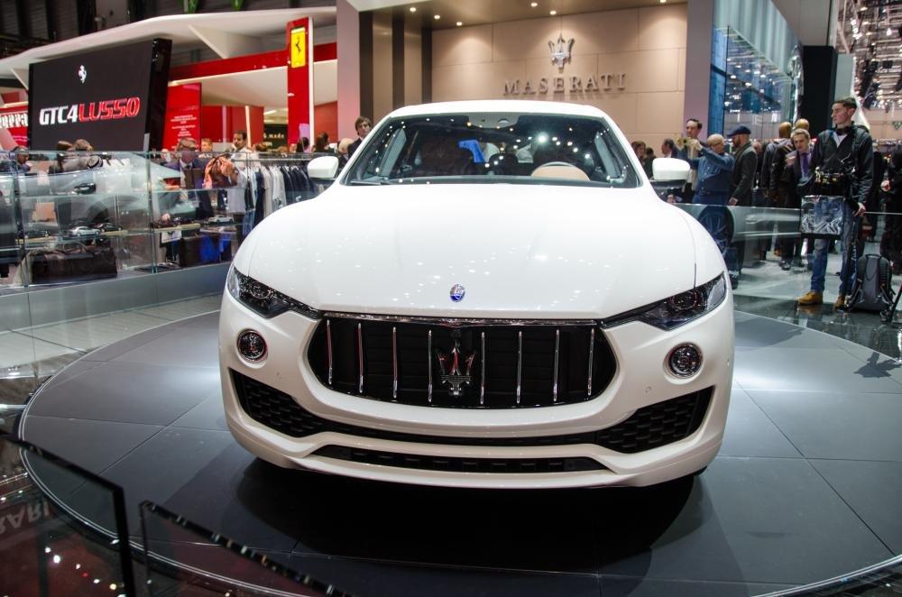 Đánh giá xe Maserati Levante 2017 có diện mạo thể thao, trẻ trung.