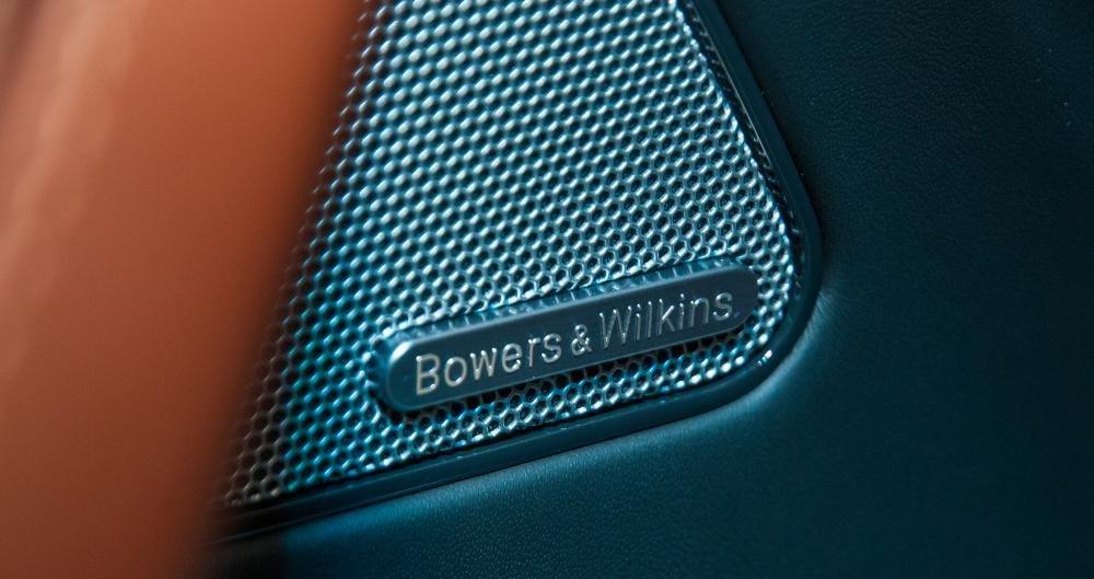 Đánh giá xe Maserati Levante 2017 có loa Bowers & Wilkins đến từ Anh rất đẳng cấp.