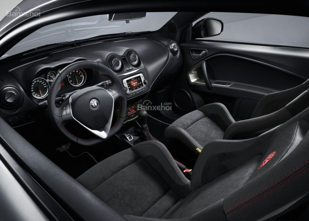 Alfa Romeo MiTo 2016 lên kệ tại châu Âu 4