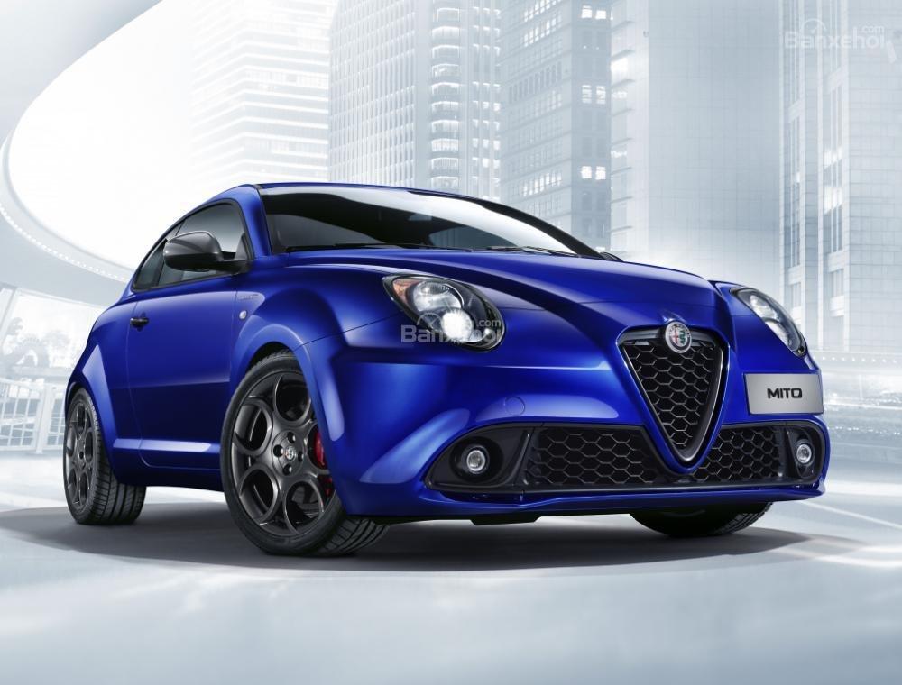 Alfa Romeo MiTo 2016 lên kệ tại châu Âu.