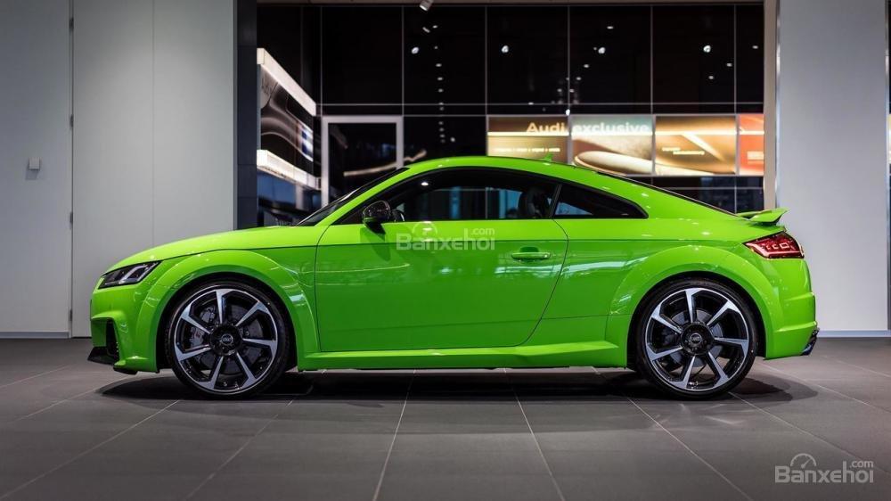 Audi TT RS mới có giá khởi điểm từ 51.800 bảng Anh 1