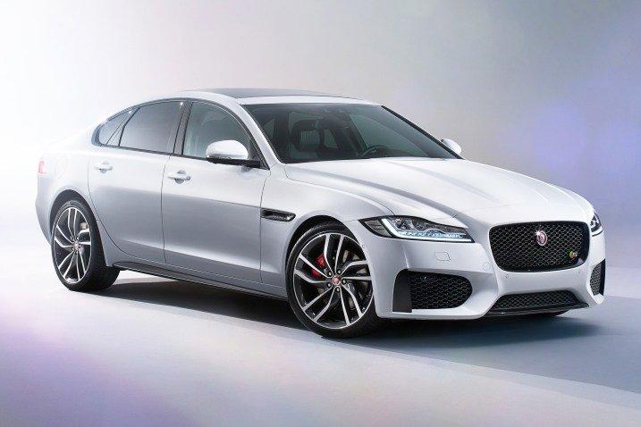 Đánh giá xe Jaguar XF 2017.