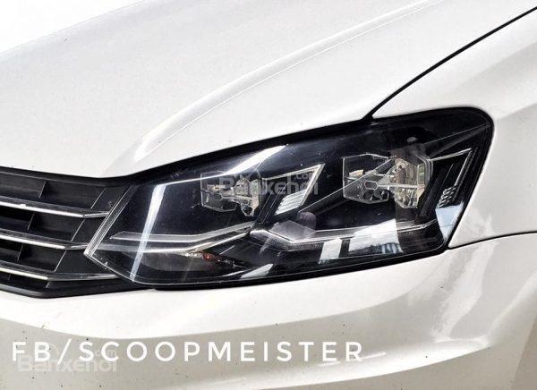 Volkswagen Vento 2016 lộ diện tại Ấn Độ 1