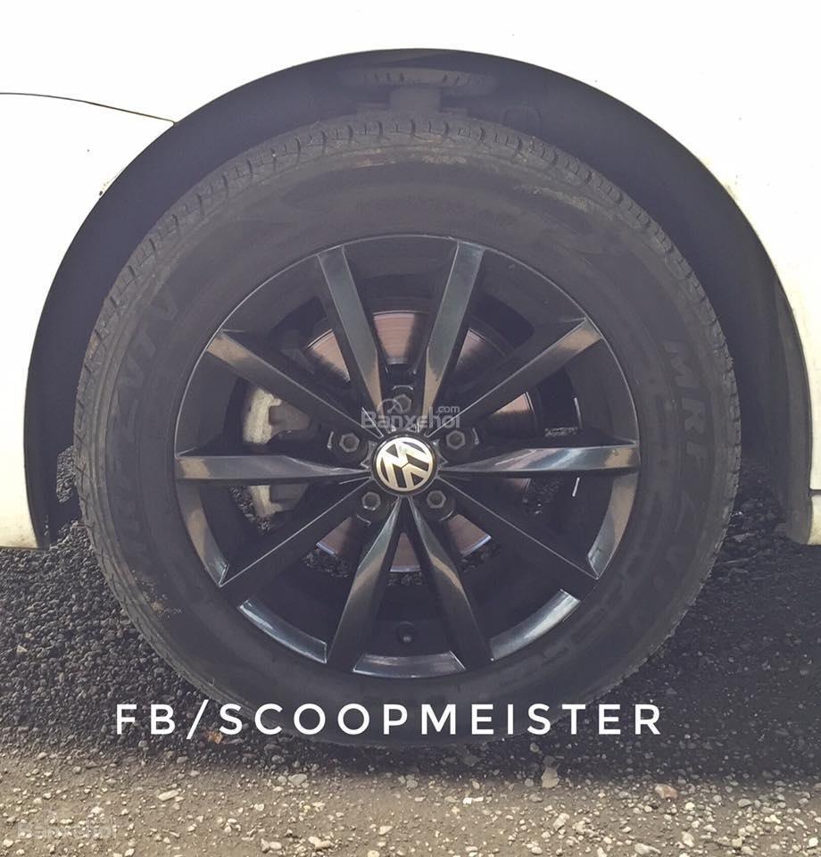 Volkswagen Vento 2016 lộ diện tại Ấn Độ 3