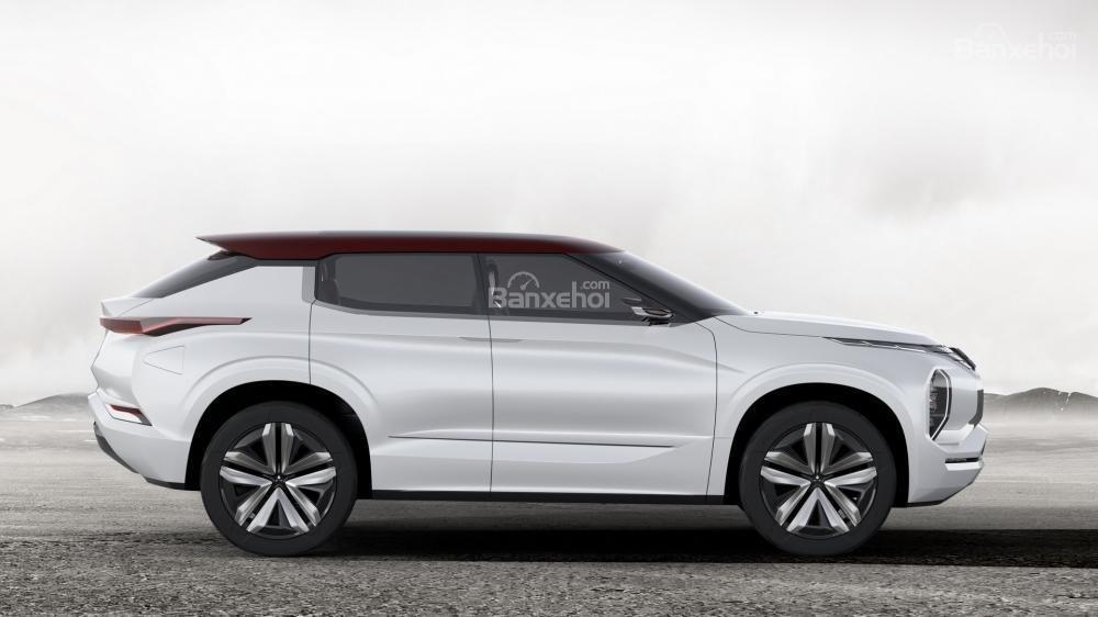 Mitsubishi GT-PHEV concept hé lộ trước thềm triển lãm Paris a2