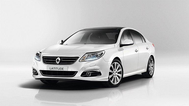 So sánh xe Volkswagen Passat và Renault Latitude - Ngang sức ngang tài 3