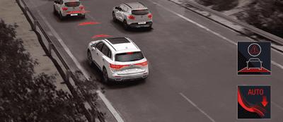 Đánh giá xe Renault Koleos 2017 được trang bị hệ thống an toàn chống trơn trượt.