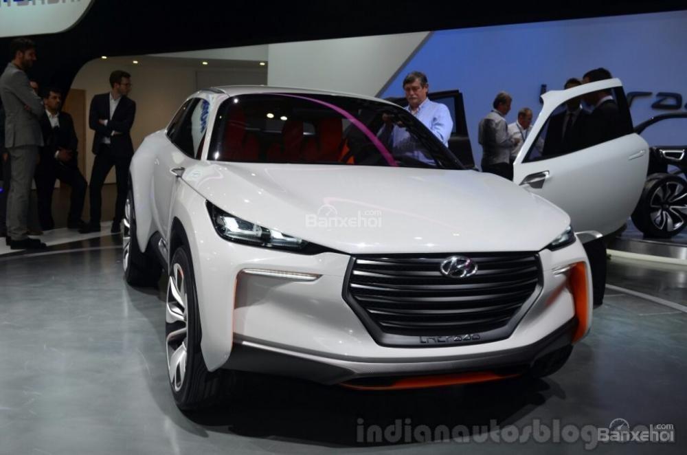 Mẫu SUV Hyundai i20 mới sẽ ra mắt toàn cầu trong vòng 18 tháng tới.