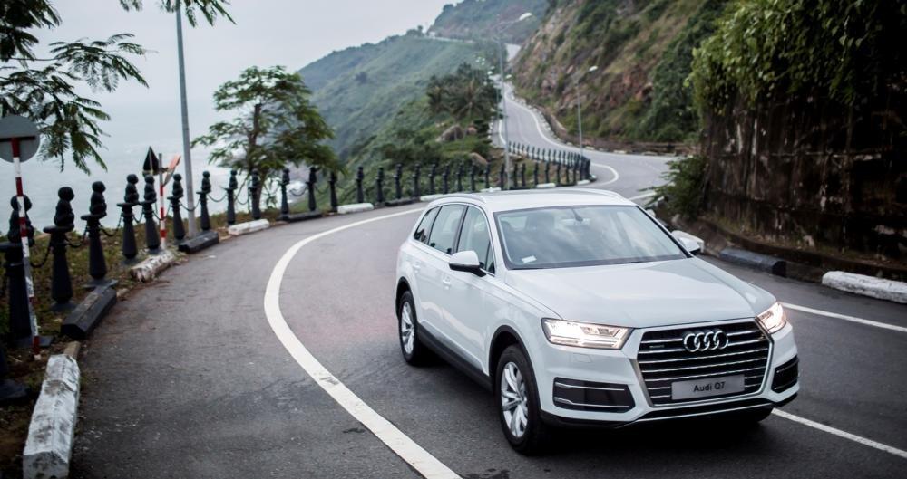 """Audi đem 12 """"đứa con cưng"""" tới Triển lãm Ô tô Quốc tế Việt Nam 2016 2"""