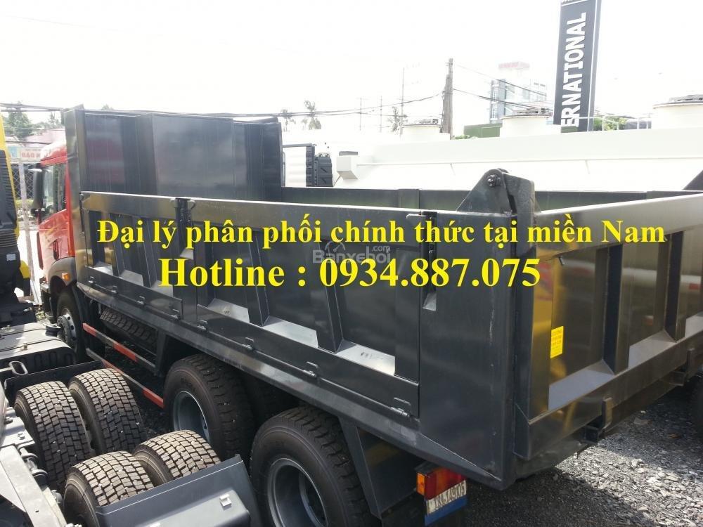 Bán xe ben Faw 3 chân thùng 11 khối – xe ben faw 3 chân 13 tấn giá tốt nhất (2)