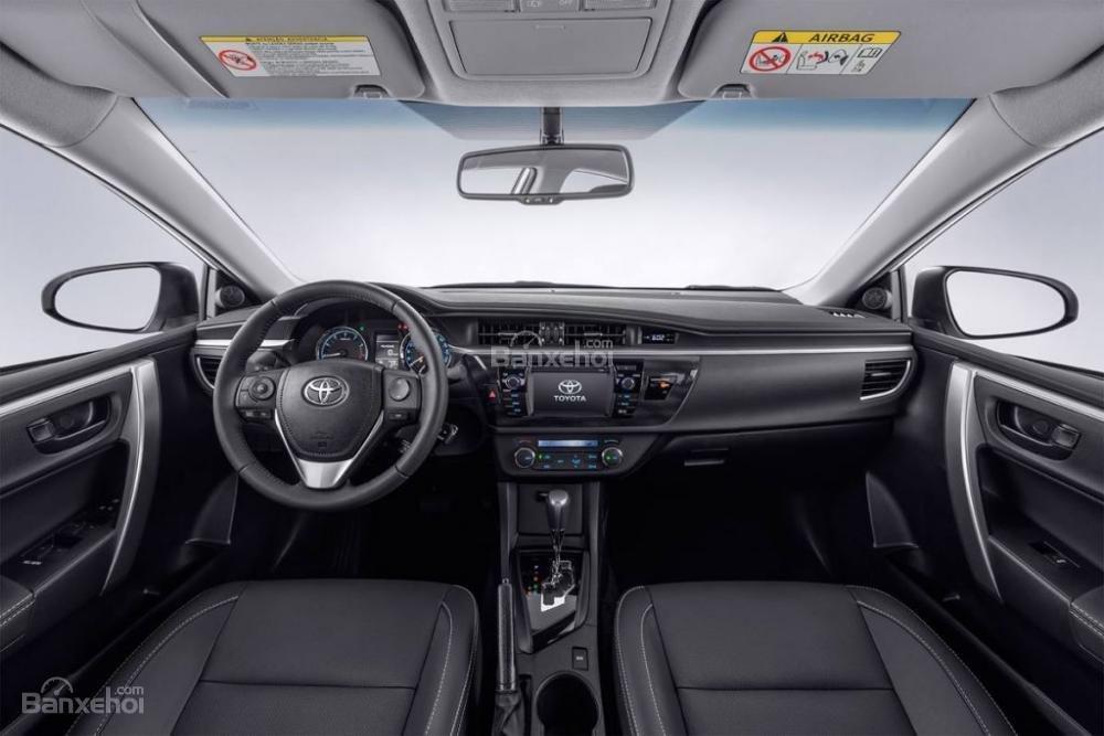 Toyota Corolla Dynamic Edition bản đặc biệt trình làng tại Brazil 2