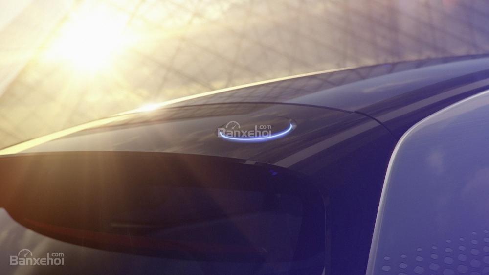Volkswagen nhá hàng xe điện concept trước ngày trình làng tại Paris 5