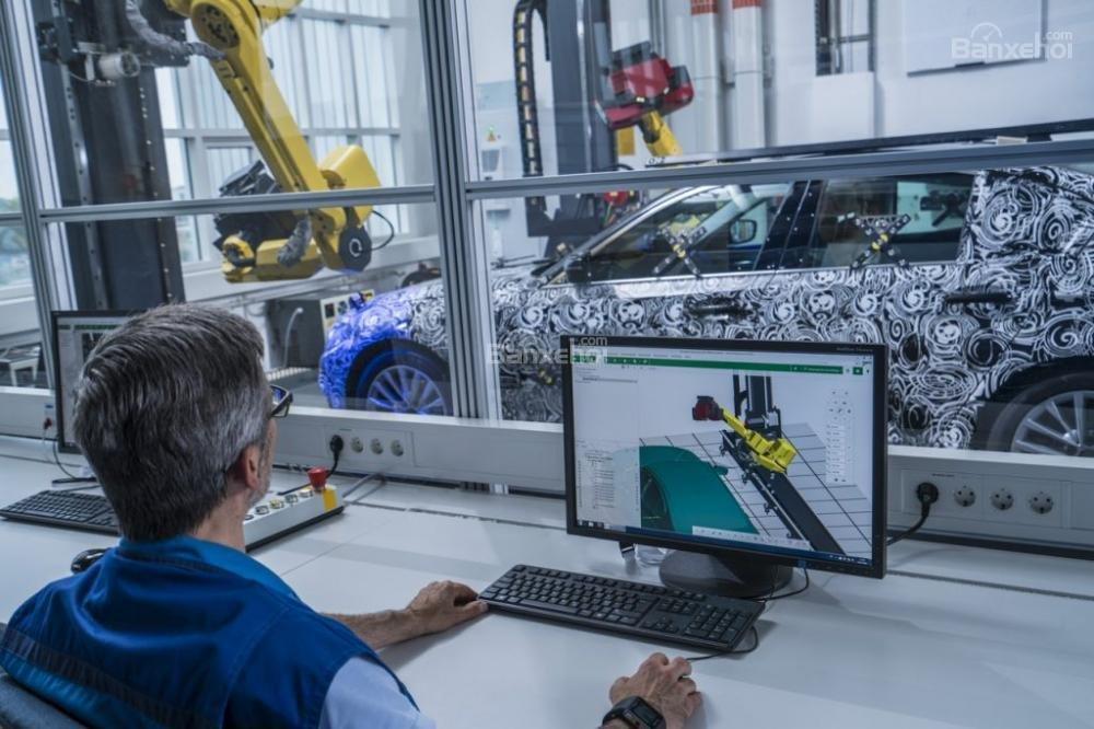 BMW mở trang hướng dẫn khách hàng đặt 5-Series 2017 trực tuyến đối với một số biến thể 3