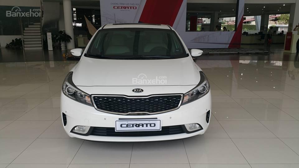 Bán xe Kia Cerato 2.0 chính hãng, 2018 trả góp giá chỉ từ 200 triệu tại Kia Hải Phòng - LH 0936657234-0