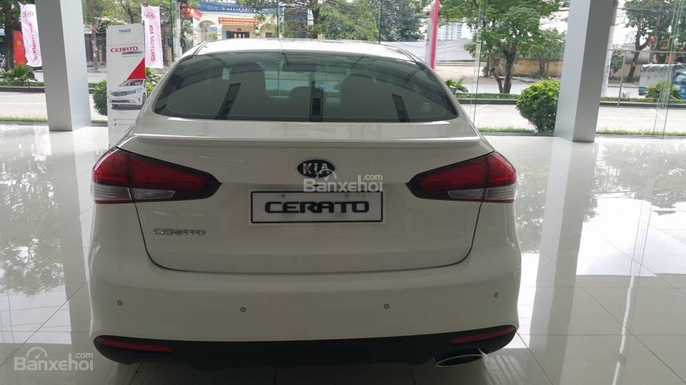 Bán xe Kia Cerato 2.0 chính hãng, 2018 trả góp giá chỉ từ 200 triệu tại Kia Hải Phòng - LH 0936657234-6