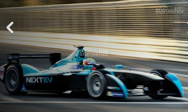 NextEV nhá hàng siêu xe điện 1.000 mã lực 1