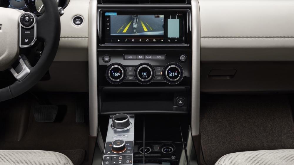 Xem màn ra mắt vô cùng ấn tượng của Land Rover Discovery 2017 tại Paris a21